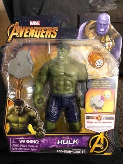Avengers Hulk Infinity War