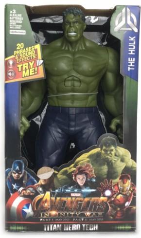 Hulk infinity war titan heroes2