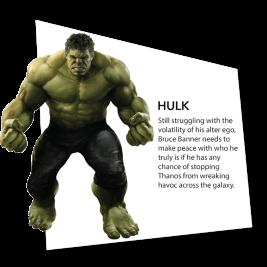 bio-hulk Infinity War