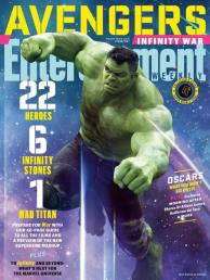 EW Hulk cover infinity war