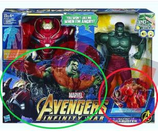 Hulked out hulkbuster