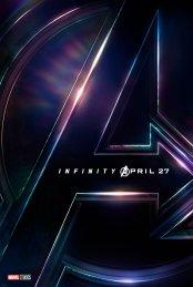 infinity war april 27