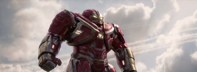 infinity war hulkbuster